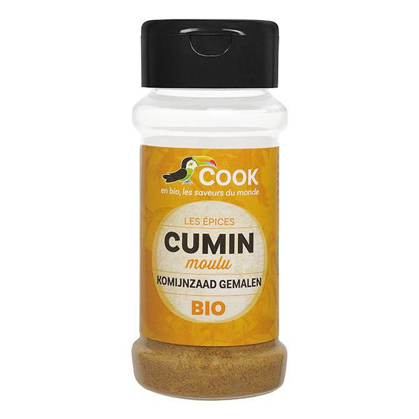 Cook - Cumin poudre bio 40g