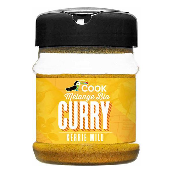 Cook - Curry poudre bio 80g