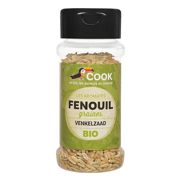 Cook - Fenouil graines bio 30g