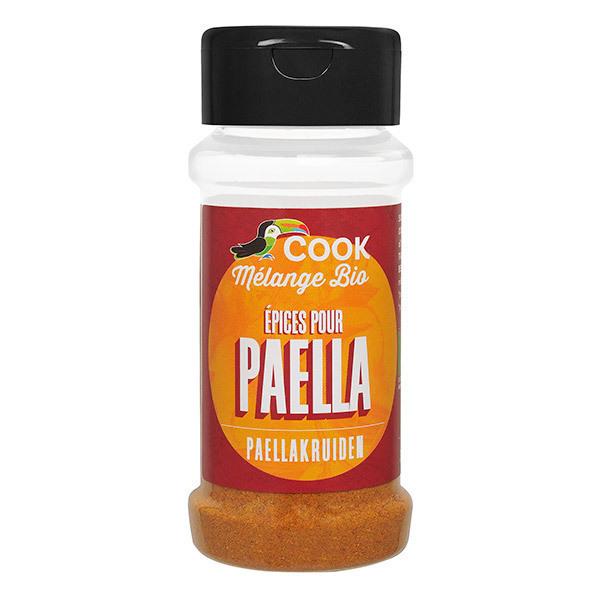 Cook - Mélange bio pour Paella 35g