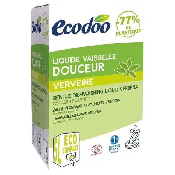 liquide vaisselle co aloe vera 5l ecodoo acheter sur. Black Bedroom Furniture Sets. Home Design Ideas