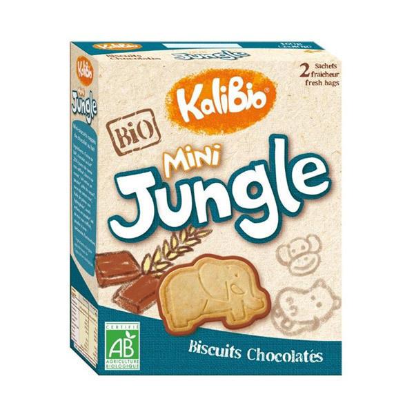 Vitabio - Biscuit Mini Jungle Kalibio