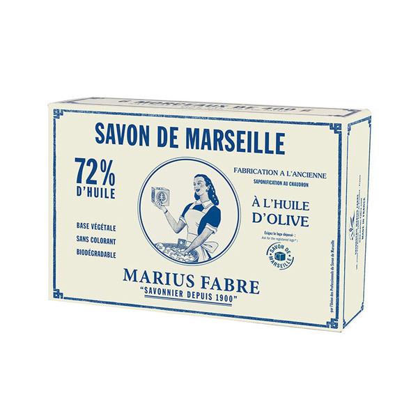savons de marseille olive 6x400 g marius fabre acheter sur. Black Bedroom Furniture Sets. Home Design Ideas