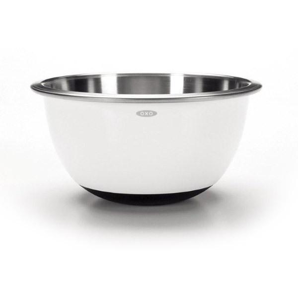 Oxo - Bol à mixer blanc 3L