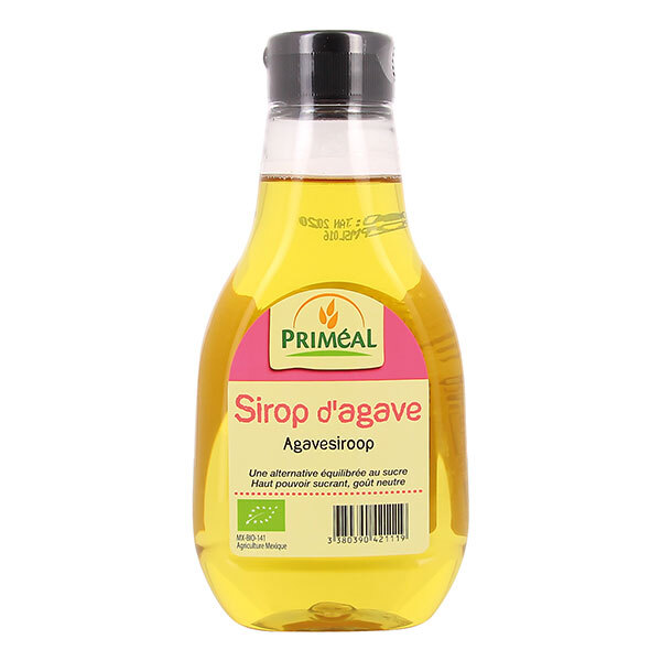 Priméal - Sirop d'agave 330g