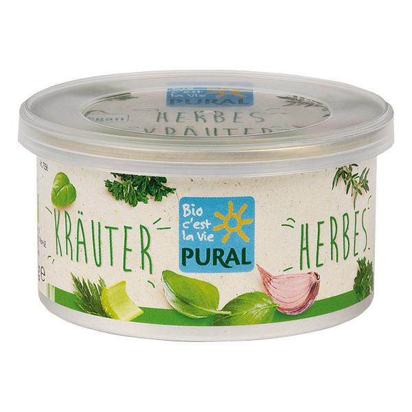 Pural - Pâté végétal herbes aromatiques 125g