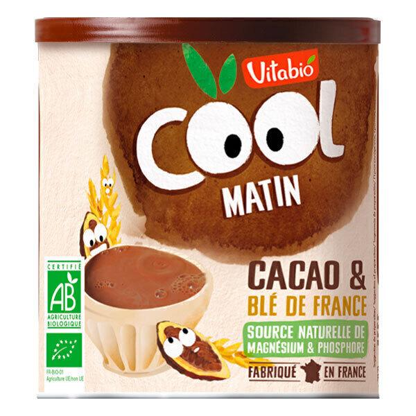 """Vitabio - Poudre chocolatée, """"Choc'o Déj'"""", 500g"""