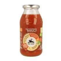 Alce Nero - Pulpe de Tomates au Basilic Bio Italie 500g