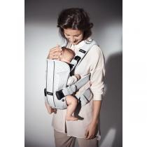 BabyBjörn - Porte-bébé One Air Argent