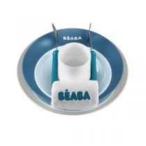 Beaba - Boite Repas Ellipse Bleue