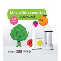 Beaba - Livre Mes P'tites recettes 7-8 mois FR