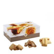 Biscuiterie de Provence - Coffret Café Gourmand - 210 g