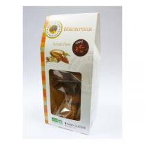 Biscuiterie de Provence - Macarons Amandes et Café BIO 140g