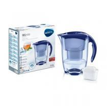 Brita - Carafe filtrante Brita Fill&Enjoy Elemaris Bleu 2.4L