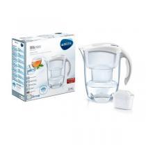 Brita - Carafe filtrante Brita Fill&Enjoy Elemaris Blanc 2.4L