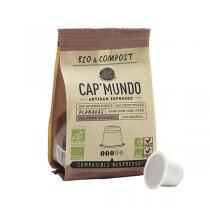 Cap Mundo - Café Bio PLANADAS x10 capsules
