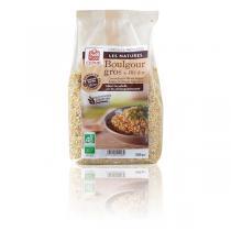 Celnat - Boulgour gros de blé dur demi-complet bio - 500 g