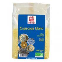 Celnat - Couscous blanc bio - 3 kg