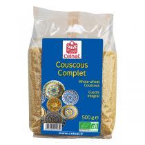 Celnat - Couscous complet bio - 500 g