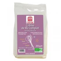 Celnat - Farine Précuite de Riz complet - 250g