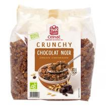 Celnat - Crunchy Chocolat Noir bio - 500g