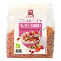 Celnat - Crunchy Fruits Rouges bio - 500g