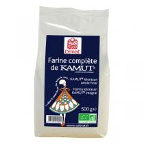 Celnat - Farine complète de blé khorasan KAMUT bio - 500 g