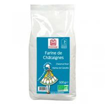 Celnat - Farine de châtaignes bio - Origine France - 500 g