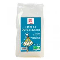Celnat - Farine de quinoa bio et équitable - 500 g