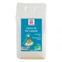 Celnat - Farine de riz complet bio - 3 kg