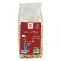Celnat - Flocons d'orge bio - 25 kg