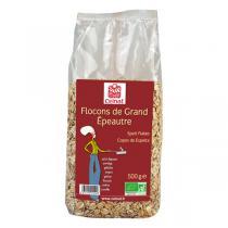 Celnat - Flocons de grand épeautre bio - 500 g