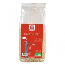 Celnat - Flocons de riz bio - 25 kg