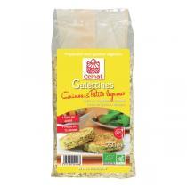 Celnat - Galettines quinoa et petits légumes 250g