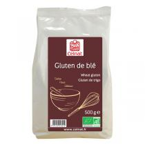 Celnat - Gluten de blé bio - 500 g