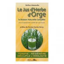 Celnat - Le Jus d'Herbe d'Orge - La Boisson Naturelle Complète - Barbara