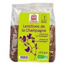 Celnat - Lentillons de la Champagne bio - 3Kg