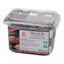 Celnat - Miso de riz non pasteurisé bio - 400 g