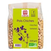 Celnat - Pois Chiches Bio France - 25Kg