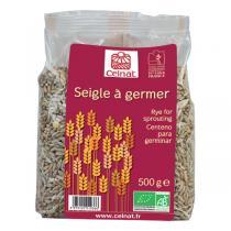 Celnat - Seigle à germer bio - 500 g