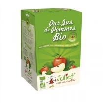 Juliet - Pur jus de pommes juliet BIB 5L