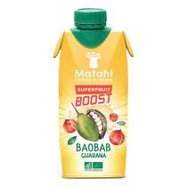 Matahi - Jus de Baobab Guarana 330 mL