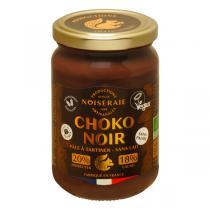 Noiseraie - Pâte à tartiner Choko Noir 300g