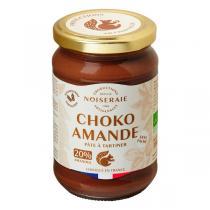 Noiseraie - Pâte à tartiner Crunchy Choko Amande 300g