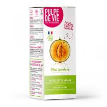 Pulpe de vie - Miss Sunshine - Gelée détox visage Bio - 40ml