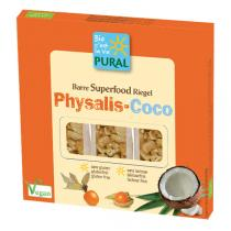 Pural - Barre physalis coco triopack
