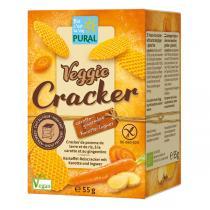 Pural - Veggie crackers carotte gingembre
