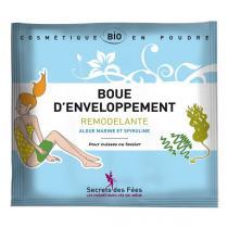 Secrets des fées - Boue d'enveloppement Bio remodelante 40 g
