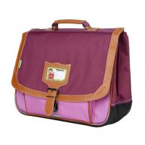 Tann's - Cartable 38cm Iconic Violet-parme