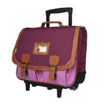 Tann's - Trolley 41cm Iconic Violet-parme